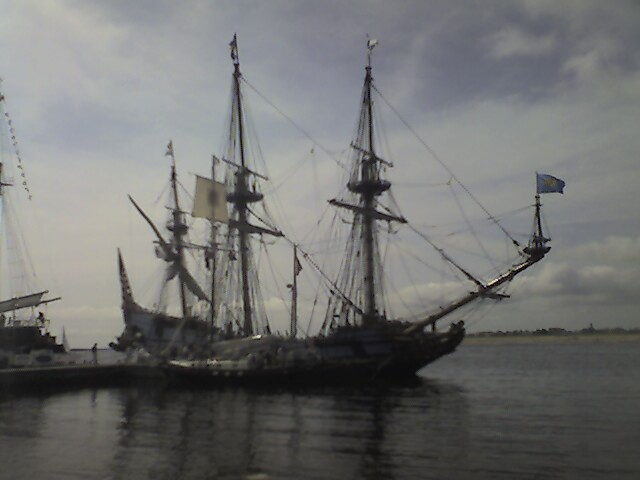 Tall Ships Come to Salisbury, MA!
